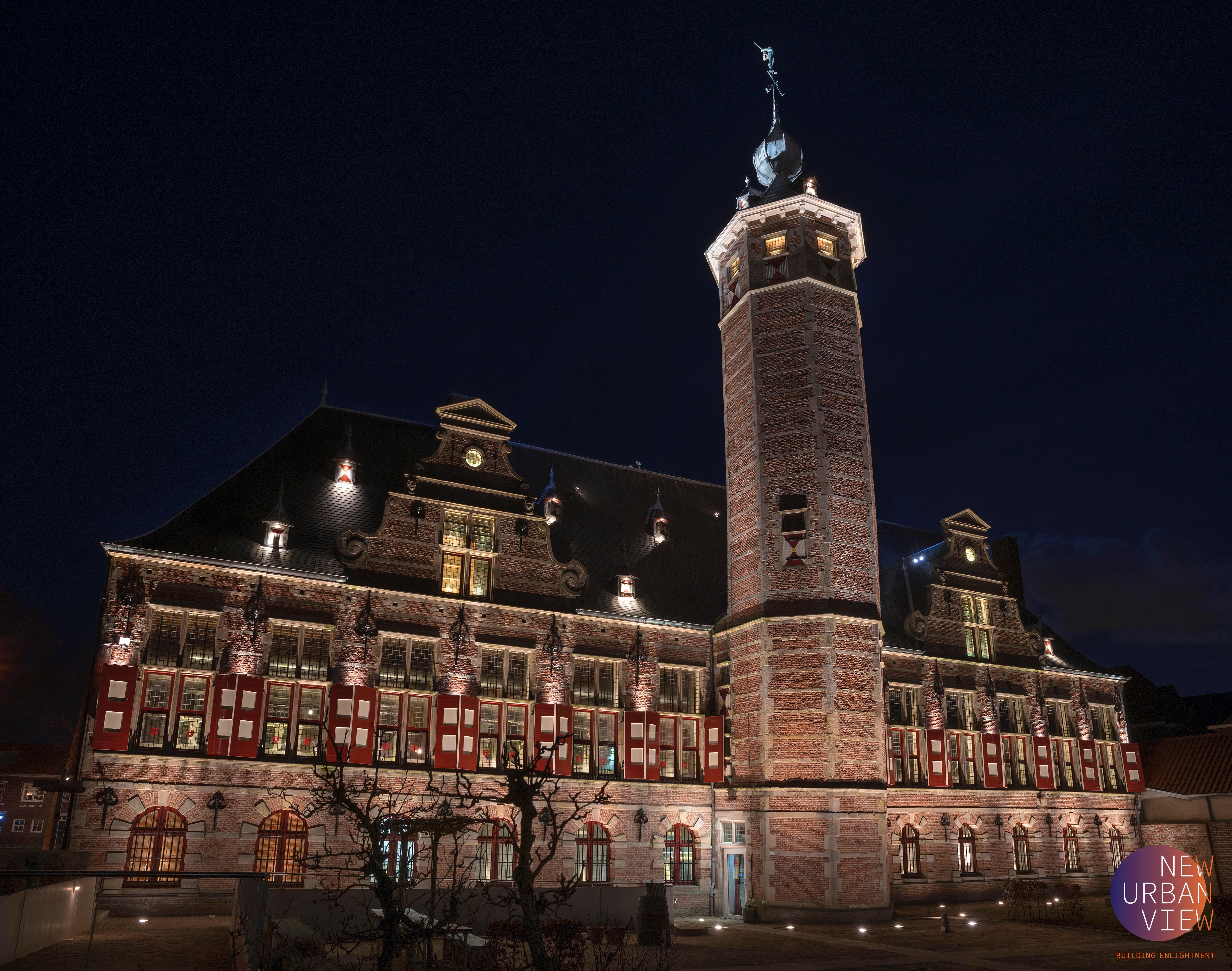 NEWURBANVIEW-architectural-lighting-Kloveniersdoelen-Middelburg-jeroen-jans-2